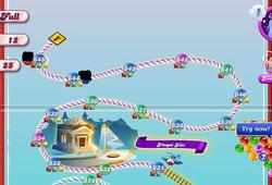 Nougat Noir Map Mobile