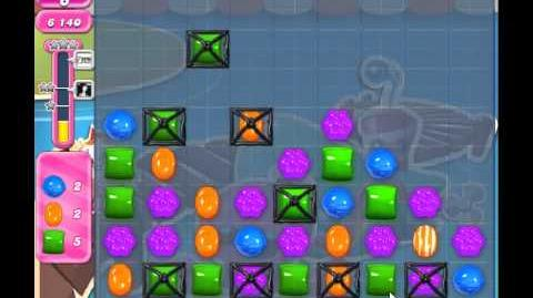 Candy Crush Saga Level 129 - 2 Star - no boosters
