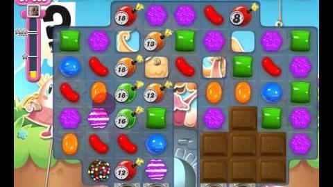 Candy Crush Saga Level 735 No Boosters