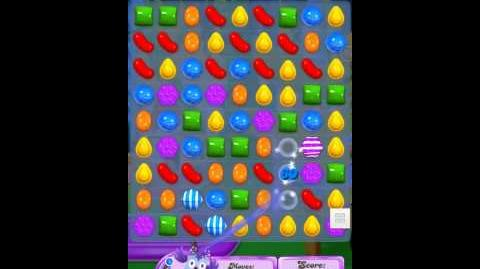 Candy Crush Dreamworld Level 412 No Toffee Tornadoes