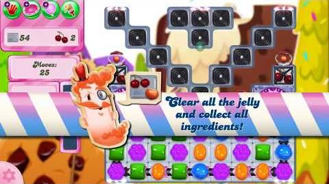 Candy Crush Saga Level 2599 NO BOOSTERS