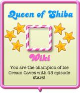 Queen of Shiba