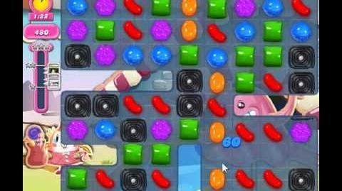 Candy Crush Saga Level 84 - 2 Star - no boosters