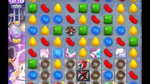Candy Crush Saga Dreamworld Level 470 (Traumwelt)