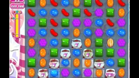 Candy Crush Saga Level 490 3 stars NO BOOSTERS