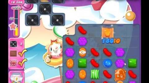 Candy Crush Saga Level 2259 - NO BOOSTERS