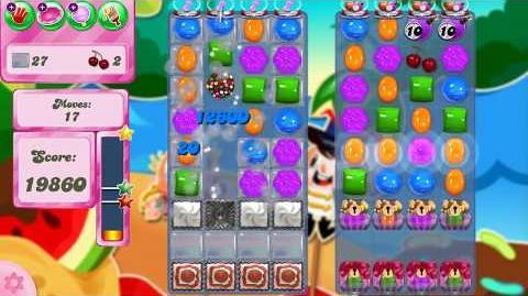 Candy Crush Saga Level 2511