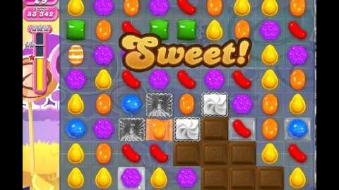 Candy Crush Saga Level 303 - 2 Star - no boosters
