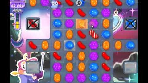 How to beat Candy Crush Saga Dreamworld Level 109 - 2 Stars - No Boosters - 110,980pts