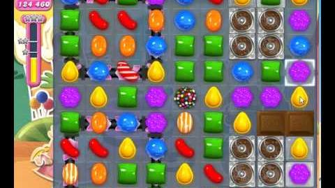 Candy Crush Saga level 695 No booster used!