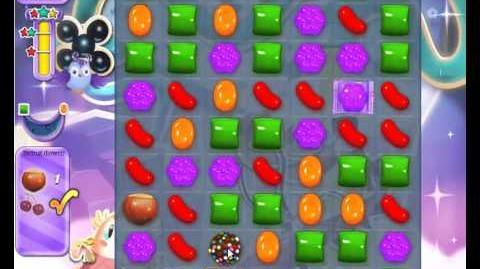 Candy Crush Saga Dreamworld Level 26 (Traumland)
