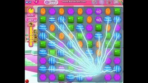 Candy Crush Saga Level 252 - 2,027,280 Points