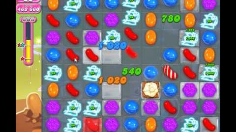 Candy Crush Saga Level 846