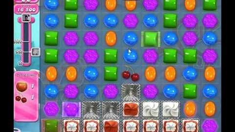 Candy Crush Level 309 3 stars