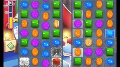 Candy Crush Saga LEVEL 1384 new version (20 moves)
