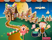 Gingerbread Glade after story