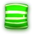 Striped green h