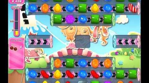 Candy Crush Saga Level 734