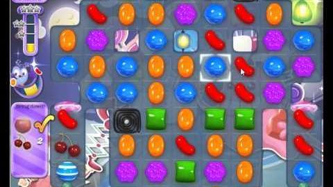 Candy Crush Saga Dreamworld Level 95 (Traumwelt)