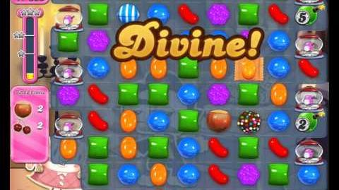 Candy Crush Saga Level 521