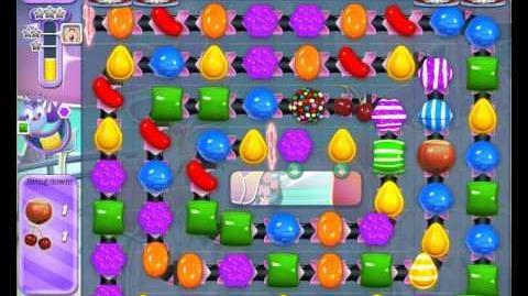 Candy Crush Saga Level 601 (Dreamworld) NO BOOSTER (CRAZY LEVEL,hope King can nerf)