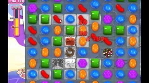 Candy Crush Saga Level 651