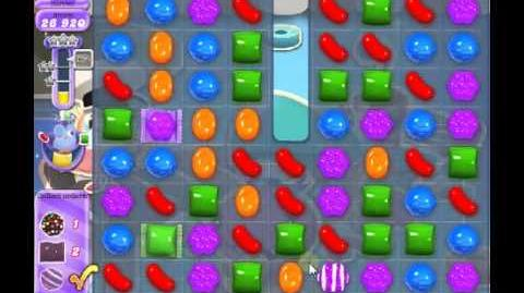 How to beat Candy Crush Saga Dreamworld Level 132 - 3 Stars - No Boosters - 129,260pts