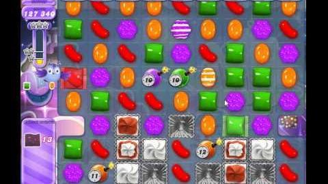Candy Crush Saga Dreamworld Level 464(No boosters)