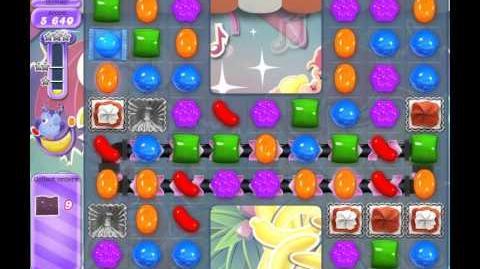 Candy Crush Saga Dreamworld Level 628 (No booster, 3 Stars)