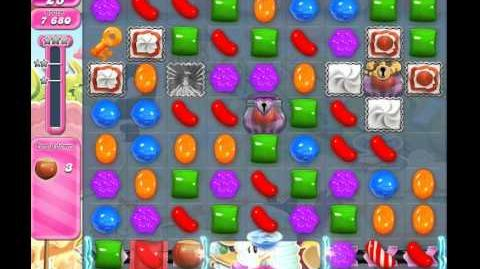 Candy Crush Saga Level 871 (No booster)