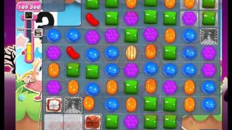 Candy Crush Saga level 732 (no boosters)