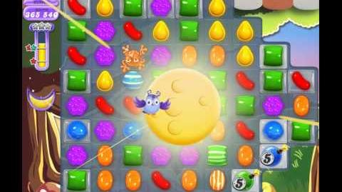 Candy Crush Saga Dreamworld Level 663 (No booster, 3 Stars)