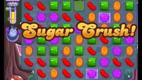 Candy Crush Saga Dreamworld Level 8 (Traumland)
