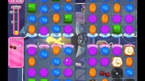 Candy Crush Saga Level 832