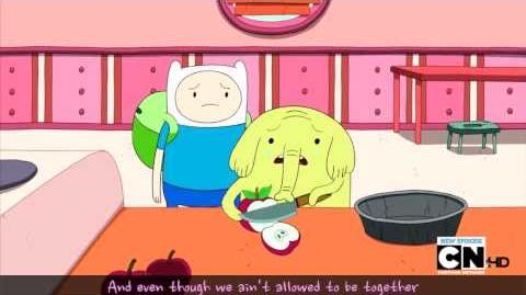 Adventure Time - Dream Of Love Subs