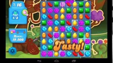 Candy Crush Soda Saga Level 10 - 3 Star Walkthrough