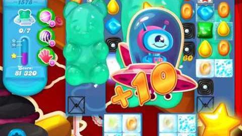 Candy Crush Soda Saga Level 1578 (3 Stars)