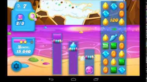 Candy Crush Soda Saga Level 41 - 3 Star Walkthrough
