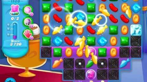 Candy Crush Soda Saga Level 1560 (3 Stars)
