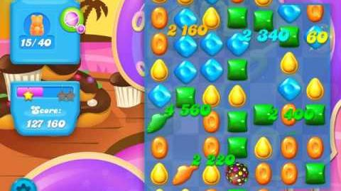 Candy Crush Soda Saga Level 120 (4th version, 3 Stars)