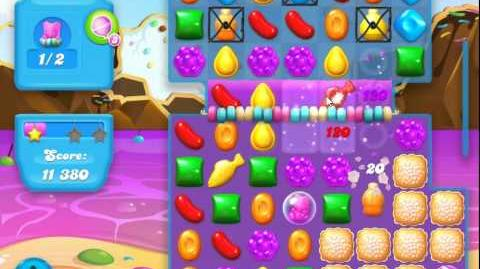 Candy Crush Soda Saga Level 29 (4th version)