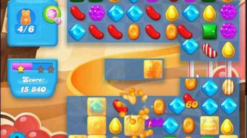 Candy Crush Soda Saga Level 95 (3 Stars)