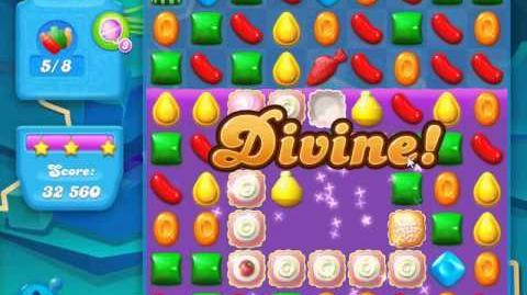 Candy Crush Soda Saga Level 56(3 Stars)