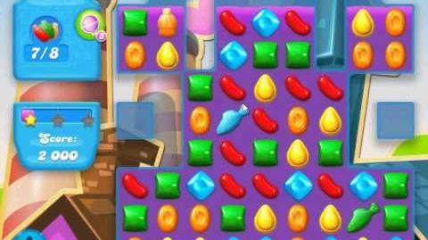 Candy Crush Soda Saga Level 3 (3 Stars)