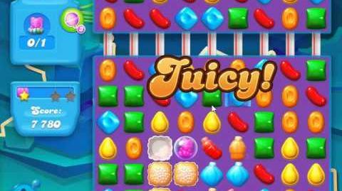 Candy Crush Soda Saga Level 55(3 Stars)