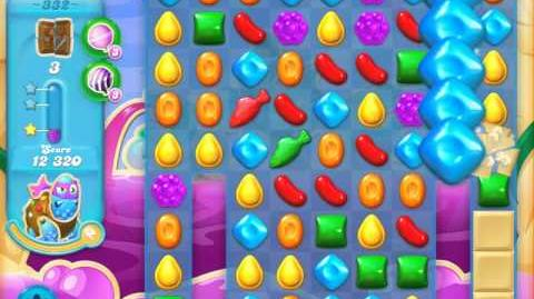 Candy Crush Soda Saga Level 332 (3 Stars)