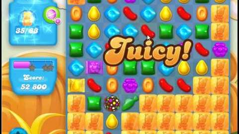 Candy Crush Soda Saga Level 158 (★★★ no booster)
