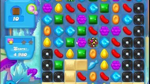 Candy Crush Soda Saga Level 144-0
