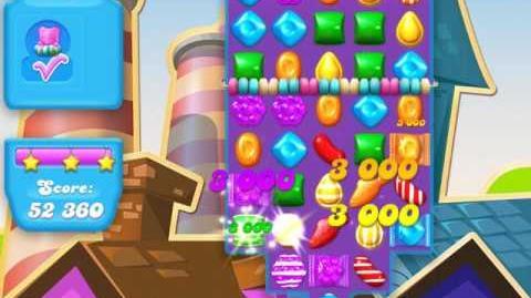 Candy Crush Soda Saga Level 2 (unreleased version 2)