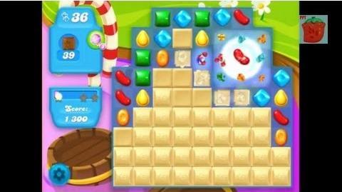 Candy Crush Soda Saga Level 121 No Boosters